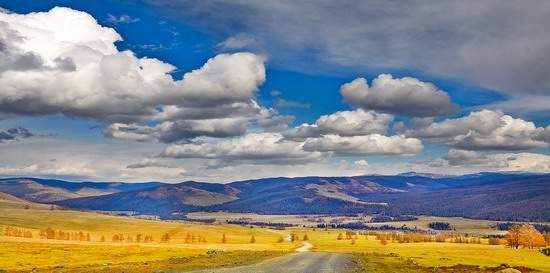 Altai region landscapes, Russia, photo 1