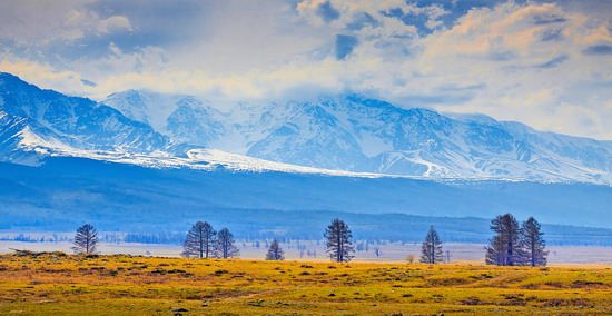 Altai region landscapes, Russia, photo 2