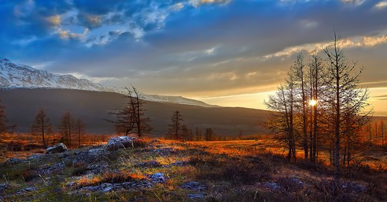 Altai region landscapes, Russia, photo 8