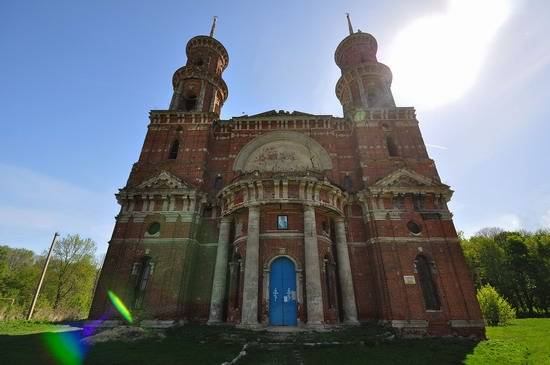 Architectural and historical sites, Lipetsk region, Russia, photo 1