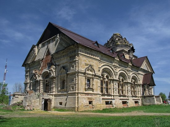 Architectural and historical sites, Lipetsk region, Russia, photo 10