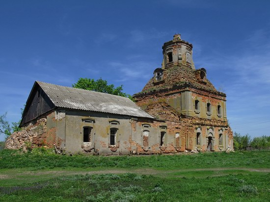 Architectural and historical sites, Lipetsk region, Russia, photo 11