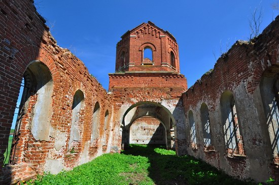 Architectural and historical sites, Lipetsk region, Russia, photo 13