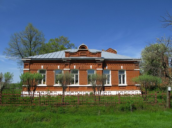 Architectural and historical sites, Lipetsk region, Russia, photo 14