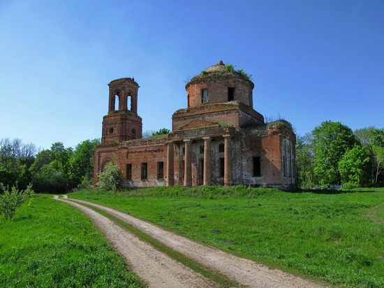 Architectural and historical sites, Lipetsk region, Russia, photo 15