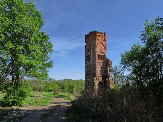 Architectural and historical sites, Lipetsk region, Russia, photo 17