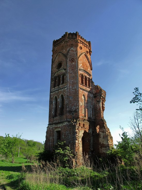Architectural and historical sites, Lipetsk region, Russia, photo 18