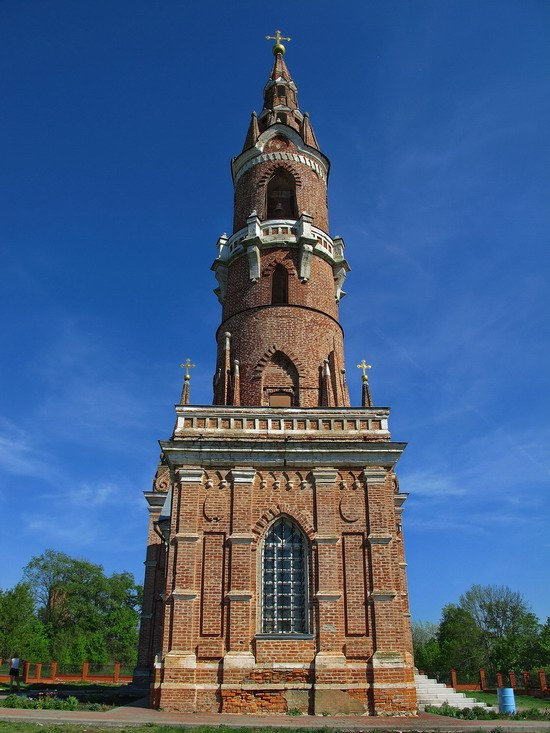 Architectural and historical sites, Lipetsk region, Russia, photo 19