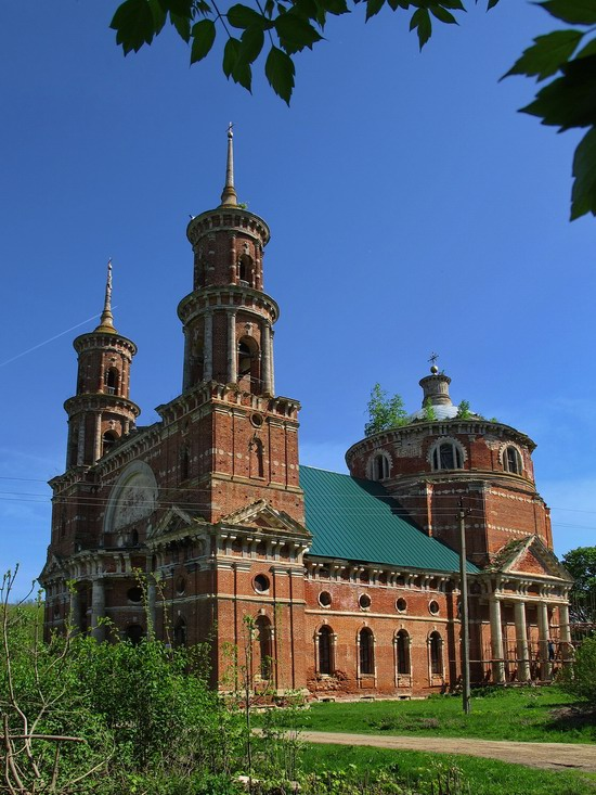 Architectural and historical sites, Lipetsk region, Russia, photo 2