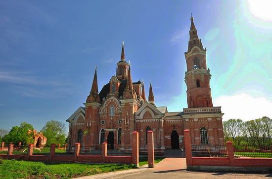 Architectural and historical sites, Lipetsk region, Russia, photo 20
