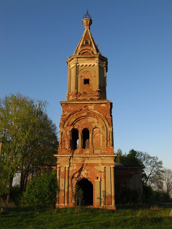 Architectural and historical sites, Lipetsk region, Russia, photo 25