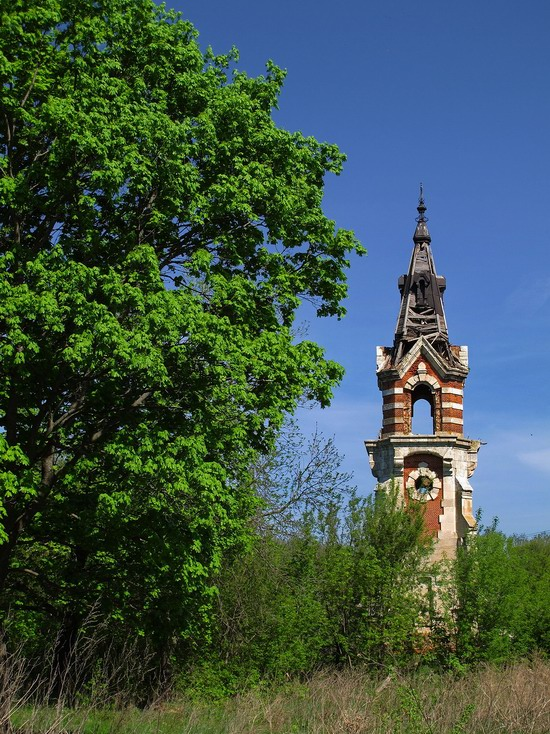 Architectural and historical sites, Lipetsk region, Russia, photo 3