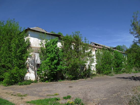 Architectural and historical sites, Lipetsk region, Russia, photo 4