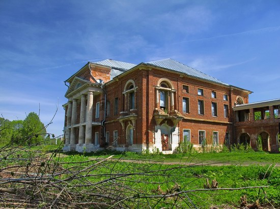 Architectural and historical sites, Lipetsk region, Russia, photo 5