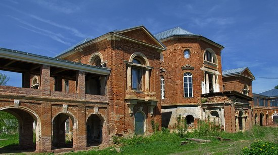 Architectural and historical sites, Lipetsk region, Russia, photo 6