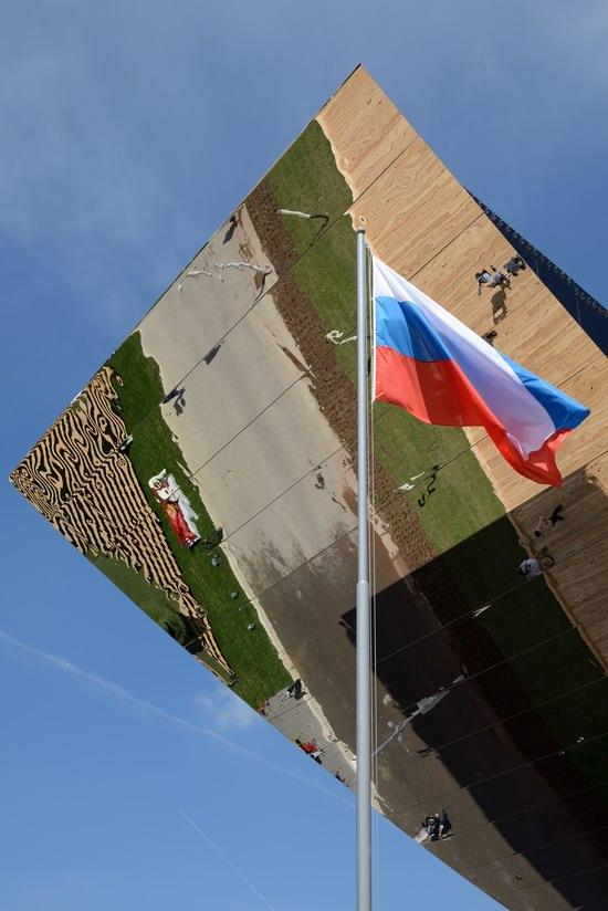 The Russian pavilion, Expo Milano 2015, photo 4