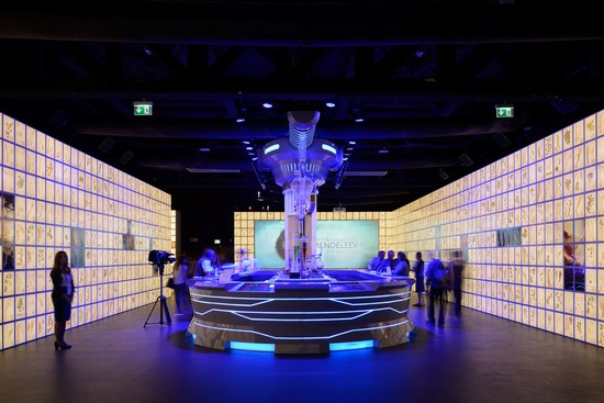 The Russian pavilion, Expo Milano 2015, photo 8