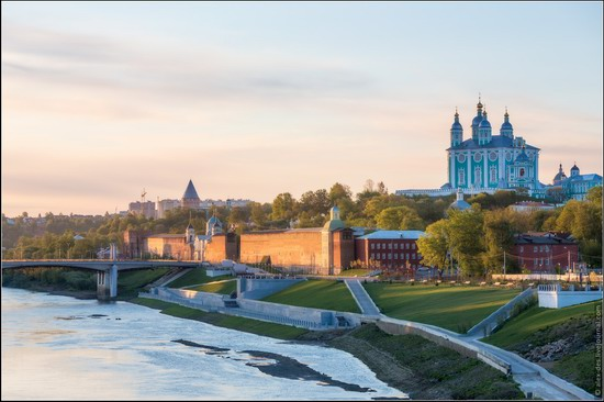 Smolensk city, Russia, photo 11