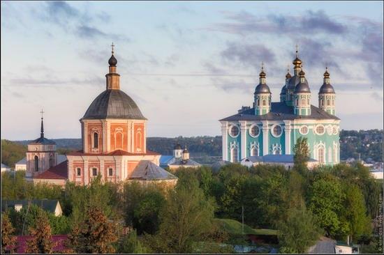 Smolensk city, Russia, photo 2