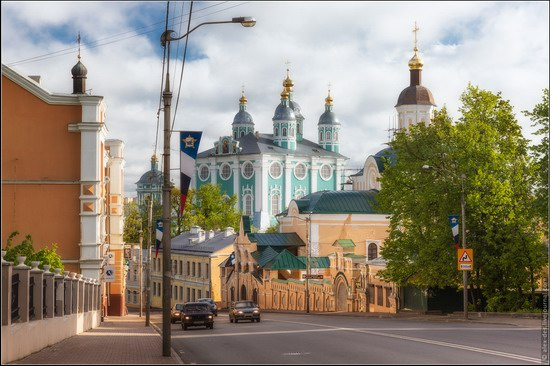 Smolensk city, Russia, photo 5