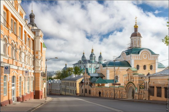 Smolensk city, Russia, photo 6