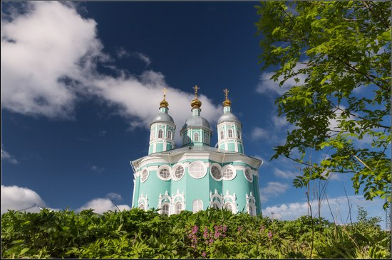 Smolensk city, Russia, photo 7