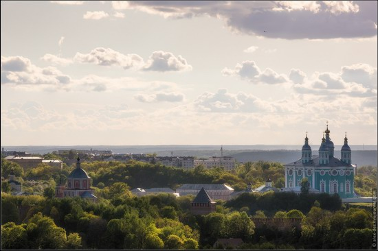 Smolensk city, Russia, photo 8