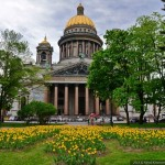 St. Isaac's Cathedral – one of the main sights of St. Petersburg
