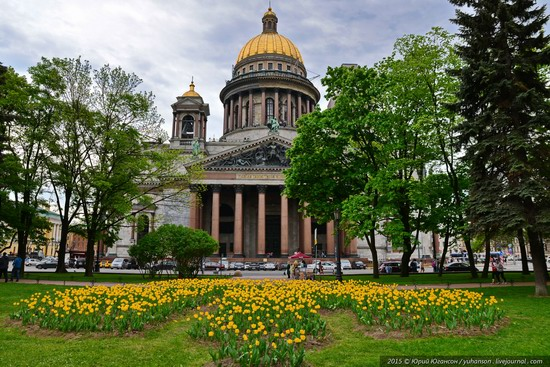 St. Isaac's Cathedral, Saint Petersburg, Russia, photo 1