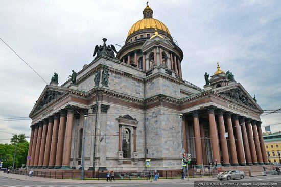 St. Isaac's Cathedral, Saint Petersburg, Russia, photo 2