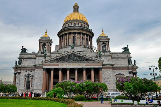 St. Isaac's Cathedral, Saint Petersburg, Russia, photo 3