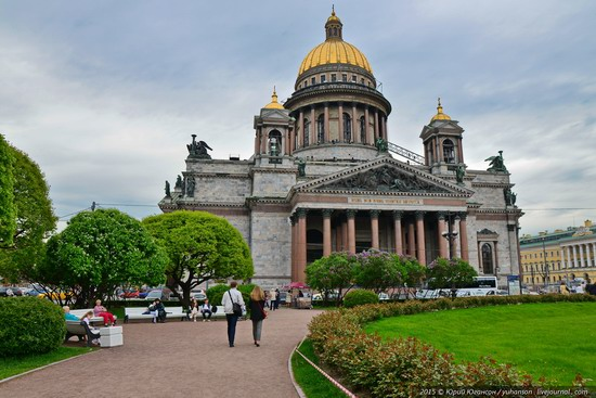 St. Isaac's Cathedral, Saint Petersburg, Russia, photo 5