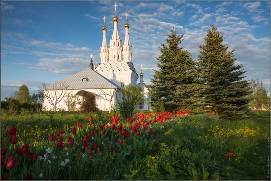St John Convent, Vyazma, Russia, photo 10