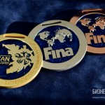 The 16th FINA World Championships in Kazan