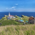 Gamov lighthouse – the easternmost lighthouse in Russia