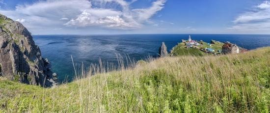 Gamov lighthouse, Russia, photo 2
