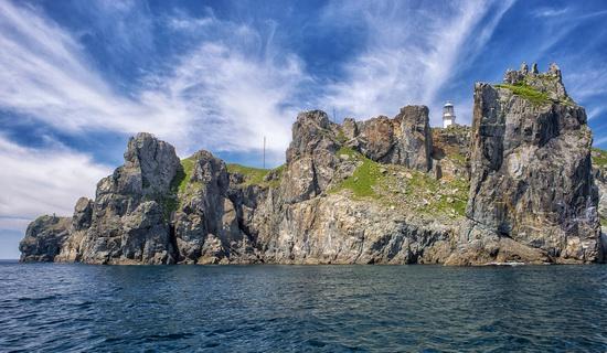 Gamov lighthouse, Russia, photo 7
