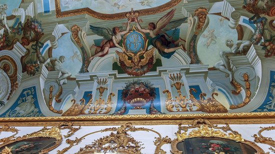 The Hermitage Pavilion, Tsarskoye Selo, Russia, photo 10