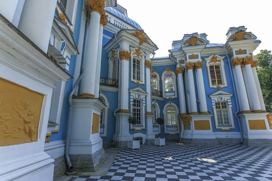 The Hermitage Pavilion, Tsarskoye Selo, Russia, photo 2