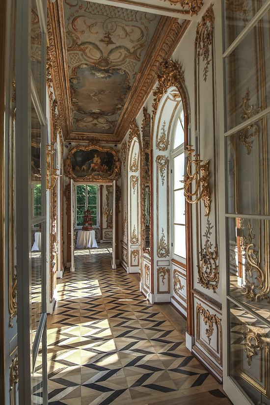 The Hermitage Pavilion, Tsarskoye Selo, Russia, photo 5