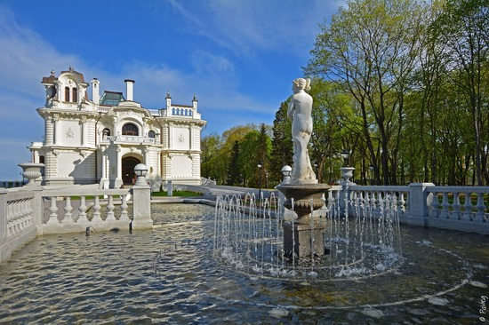 Mikhail Aseev's mansion, Tambov, Russia, photo 1