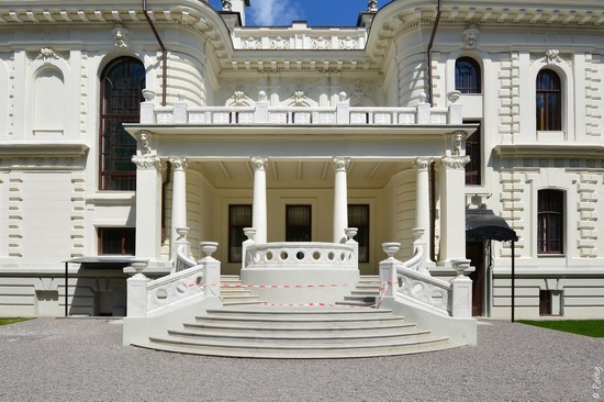 Mikhail Aseev's mansion, Tambov, Russia, photo 11
