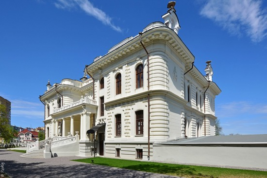 Mikhail Aseev's mansion, Tambov, Russia, photo 2