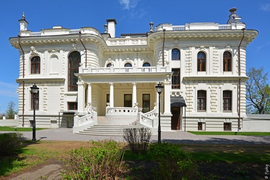 Mikhail Aseev's mansion, Tambov, Russia, photo 3