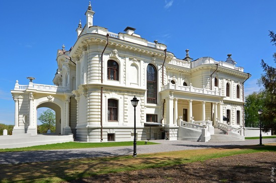 Mikhail Aseev's mansion, Tambov, Russia, photo 4