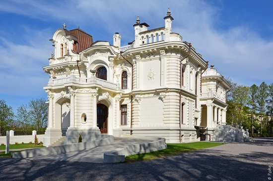 Mikhail Aseev's mansion, Tambov, Russia, photo 6
