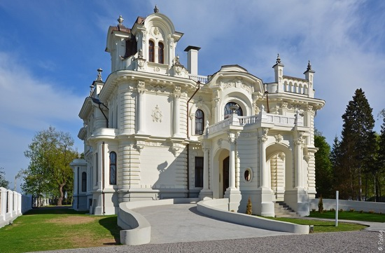 Mikhail Aseev's mansion, Tambov, Russia, photo 8
