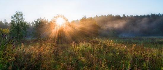 Yaroslavl region nature, central Russia, photo 10