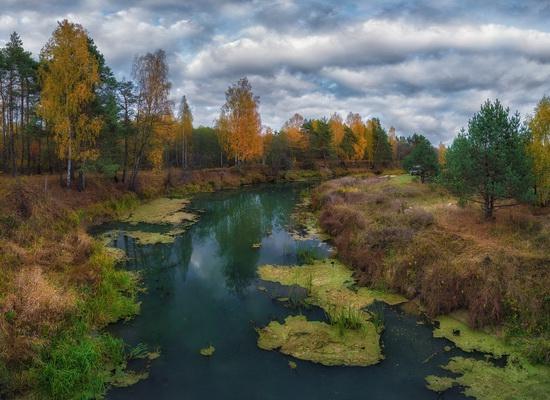 Yaroslavl region nature, central Russia, photo 11