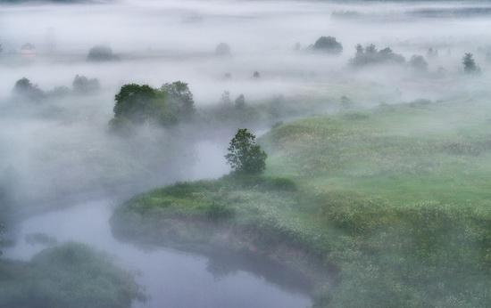 Yaroslavl region nature, central Russia, photo 2